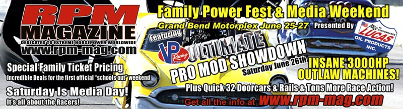 Racepak Seminars At Powerfest